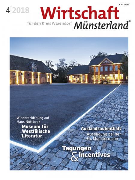 Wirtschaft Münsterland (WAF) 4/2018