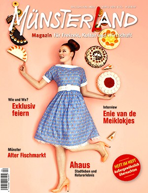 MÜNSTERLAND Magazin 4/2015