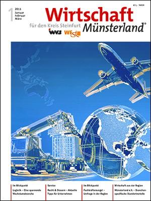 Wirtschaft Münsterland 1/2011