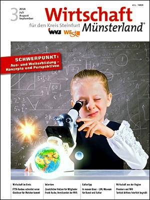 Wirtschaft Münsterland 3/2014