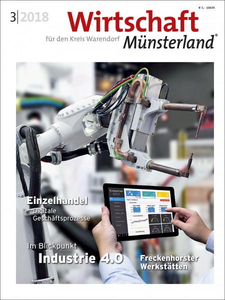 Wirtschaft Münsterland (WAF) 3/2018