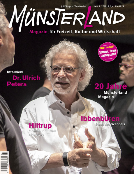 MÜNSTERLAND Magazin 2/2018