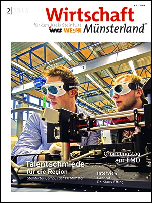 Wirtschaft Münsterland 2/2016