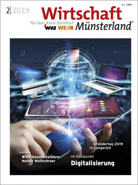 Wirtschaft Münsterland (ST) 2/2019