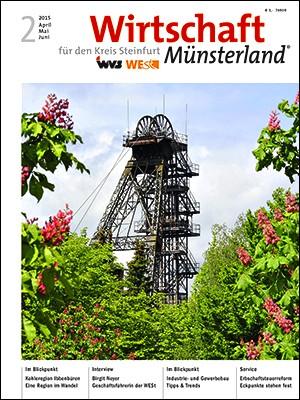 Wirtschaft Münsterland 2/2015