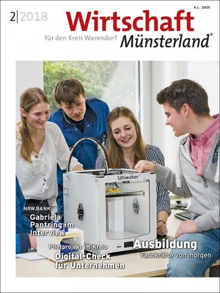 Wirtschaft Münsterland (WAF) 2/2018