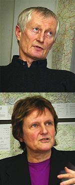 Zängl, Wolfgang und Hamberger, Sylvia