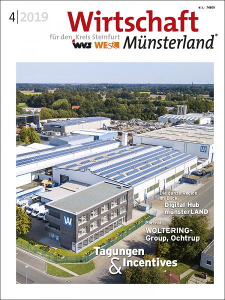 Wirtschaft Münsterland (ST) 4/2019