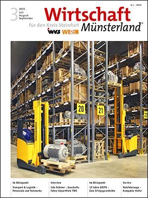 Wirtschaft Münsterland 3/2015