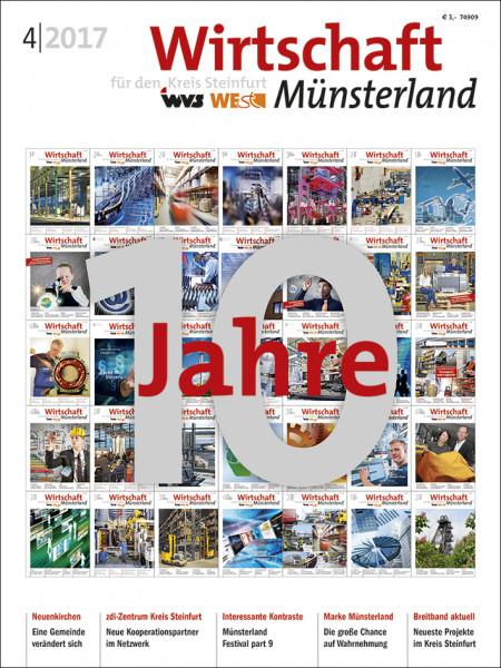 Wirtschaft Münsterland (ST) 4/2017