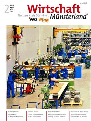 Wirtschaft Münsterland 2/2010