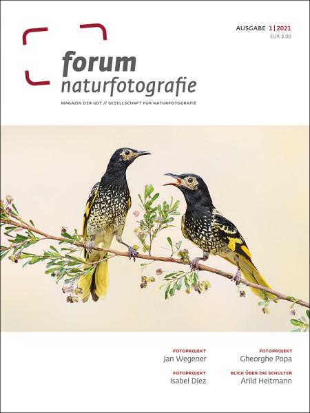 forum naturfotografie 1/2021