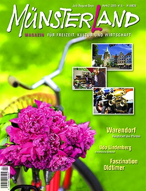 MÜNSTERLAND Magazin 2/2015