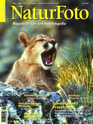 NaturFoto 8/2007