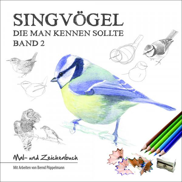 Singvögel die man kennen sollte, Band 2
