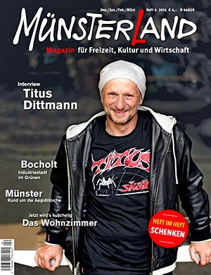 MÜNSTERLAND Magazin 4/2016