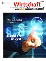 Wirtschaft Münsterland 1/2016