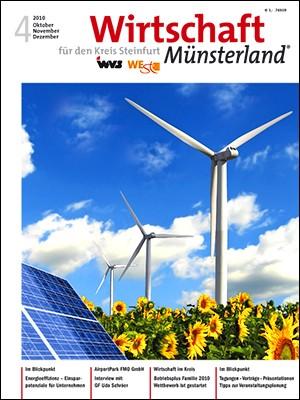 Wirtschaft Münsterland 4/2010