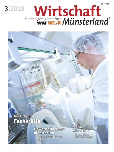 Wirtschaft Münsterland (ST) 3/2019