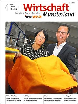 Wirtschaft Münsterland 4/2015