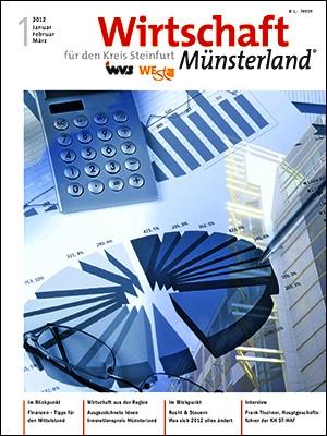 Wirtschaft Münsterland 1/2012