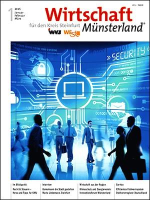Wirtschaft Münsterland 1/2015