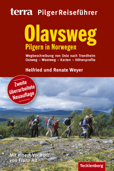 Olavsweg (PilgerReiseführer)