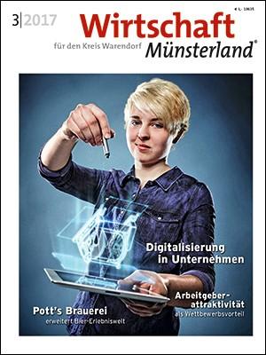 Wirtschaft Münsterland (WAF) 3/2017