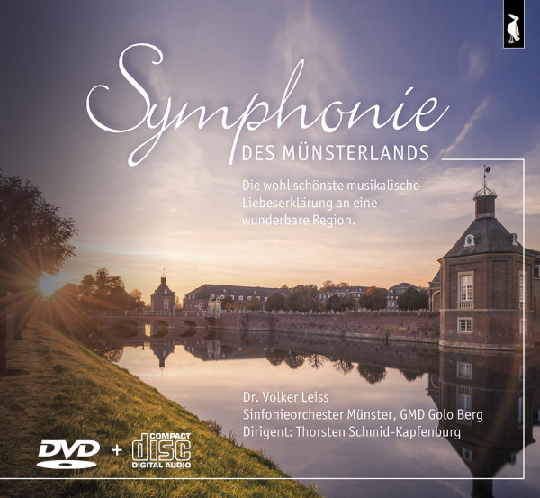 Symphonie des Münsterlands (DVD-/CD-Kombi)