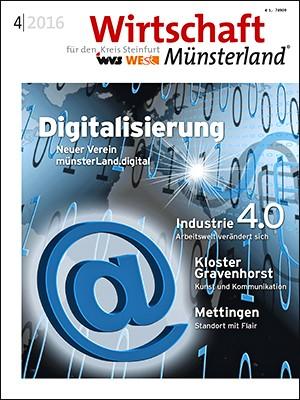 Wirtschaft Münsterland 4/2016