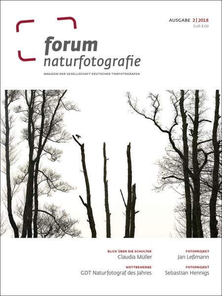 forum naturfotografie 2/2018