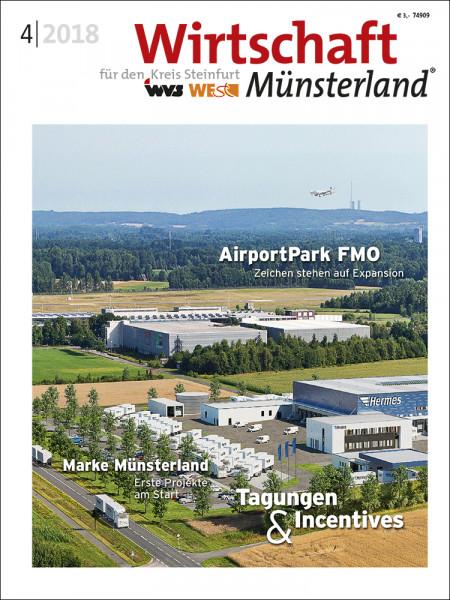 Wirtschaft Münsterland (ST) 4/2018