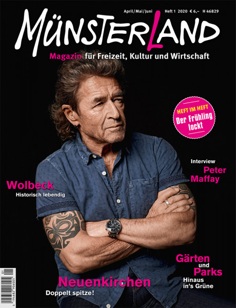 MÜNSTERLAND Magazin 1/2020