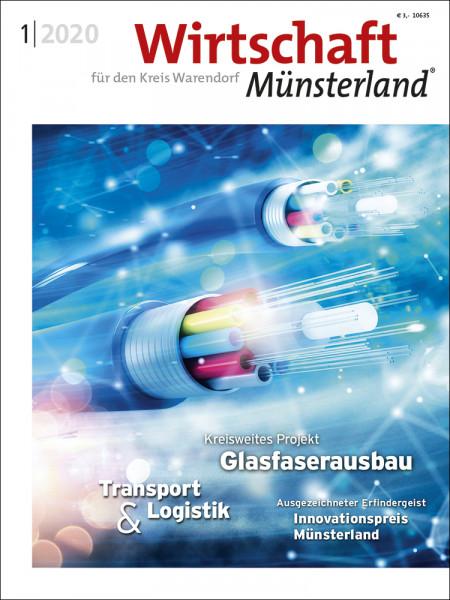 Wirtschaft Münsterland (WAF) 1/2020