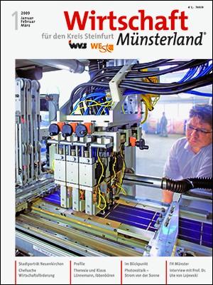 Wirtschaft Münsterland 1/2009