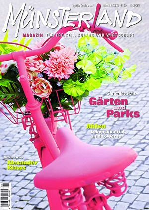MÜNSTERLAND Magazin 1/2013