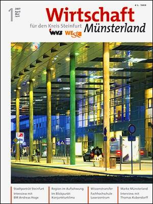 Wirtschaft Münsterland 1/2007
