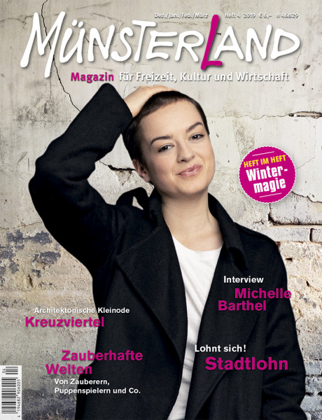 MÜNSTERLAND Magazin 4/2019