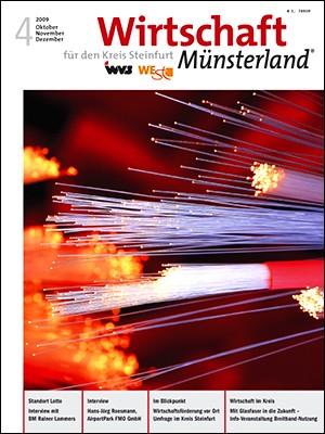 Wirtschaft Münsterland 4/2009