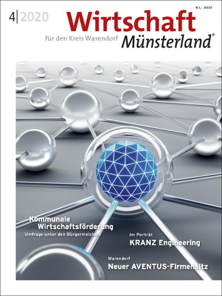Wirtschaft Münsterland (WAF) 4/2020