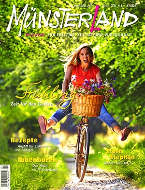 MÜNSTERLAND Magazin 1/2014