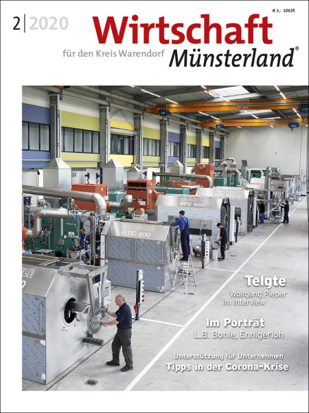 Wirtschaft Münsterland (WAF) 2/2020