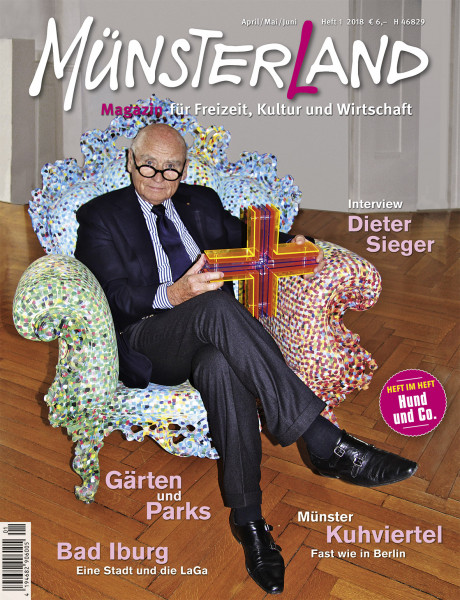 MÜNSTERLAND Magazin 1/2018
