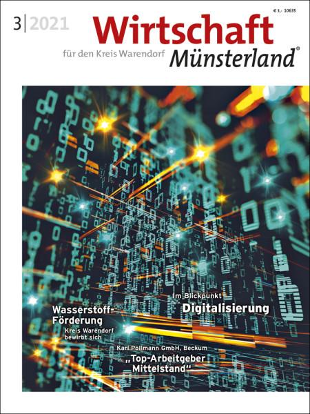 Wirtschaft Münsterland (WAF) 3/2021