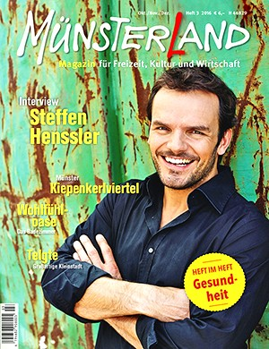 MÜNSTERLAND Magazin 3/2016