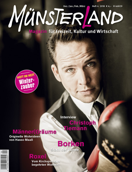 MÜNSTERLAND Magazin 4/2018