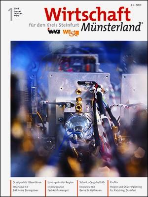 Wirtschaft Münsterland 1/2008