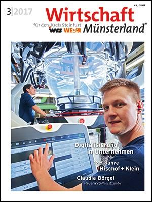 Wirtschaft Münsterland (ST) 3/2017