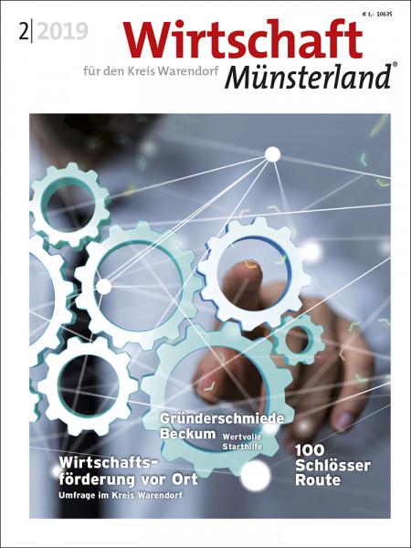 Wirtschaft Münsterland (WAF) 2/2019