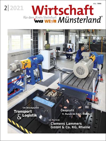 Wirtschaft Münsterland (ST) 2/2021